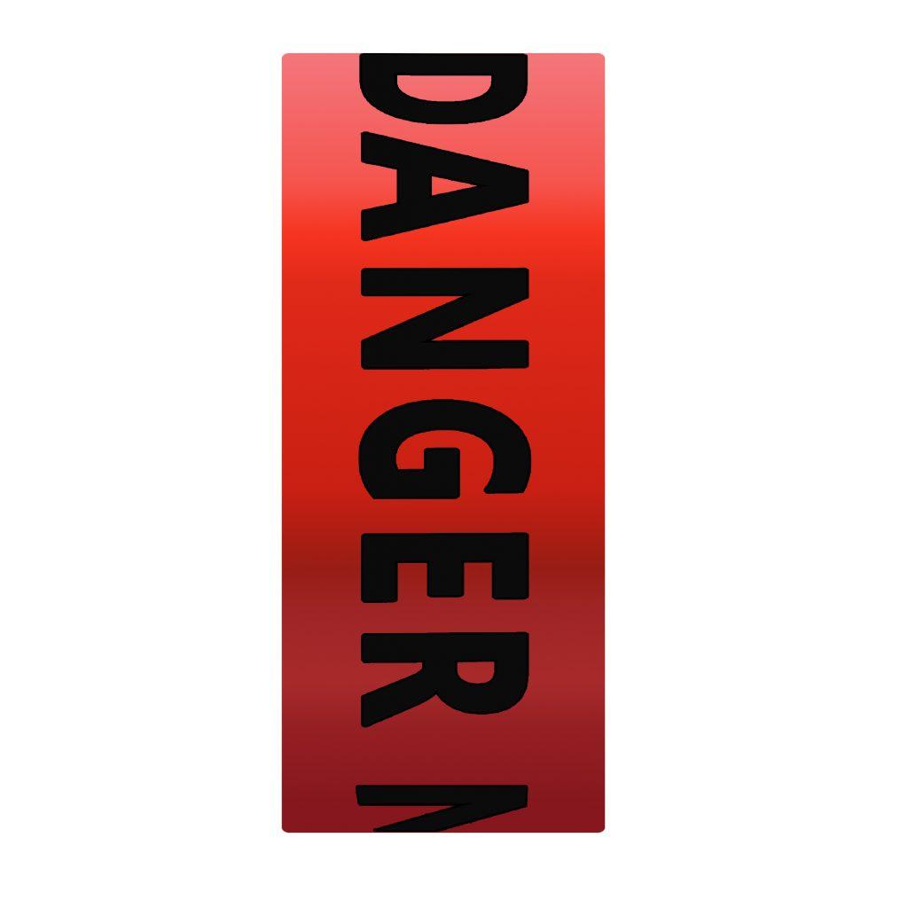 red warning tape 1