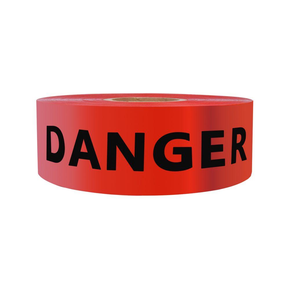 red warning tape 2