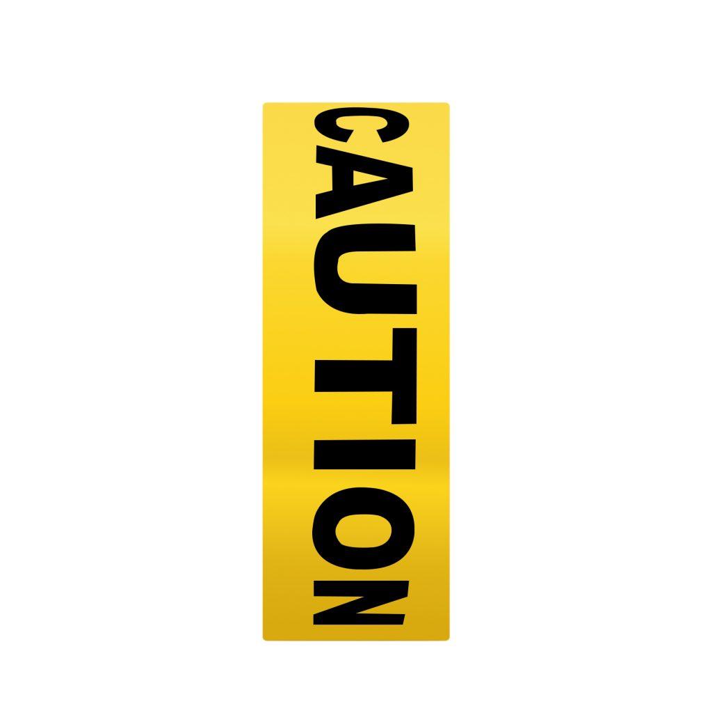 yellow warning tape 1
